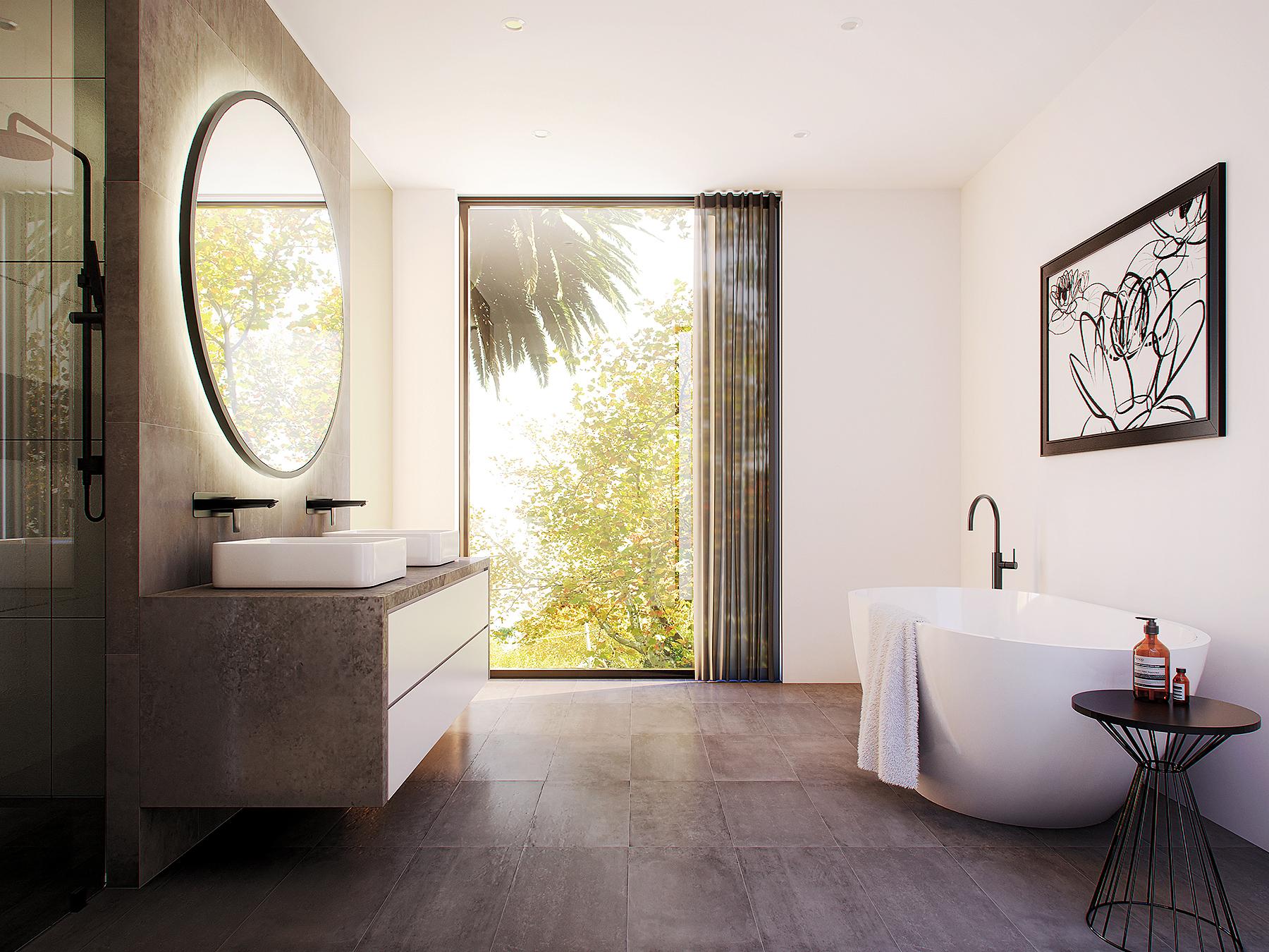 ELWOOD Interior Bathroom_Medium